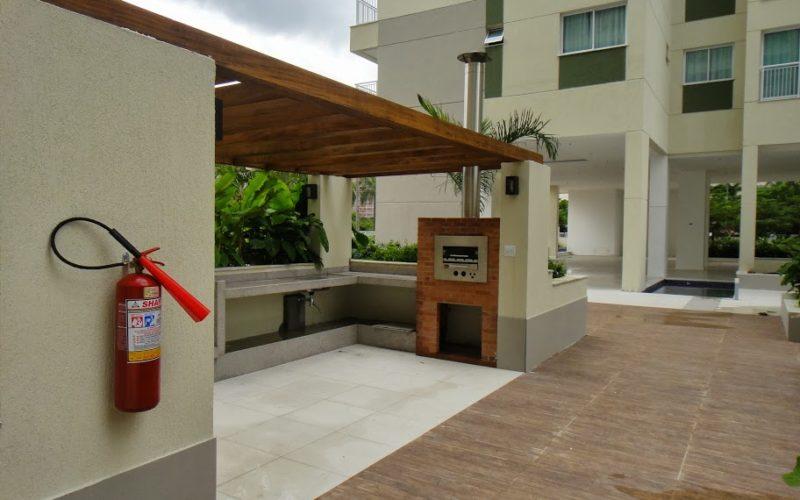 New apartment Rio de Janeiro (Jacarepaguá) with 73 m²