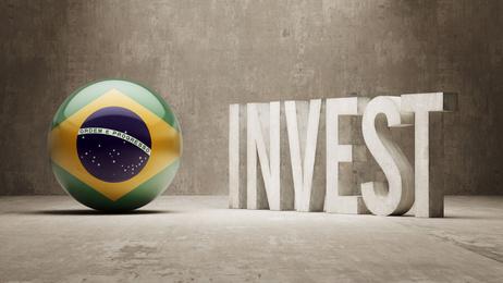 Brazil. Invest Concept.