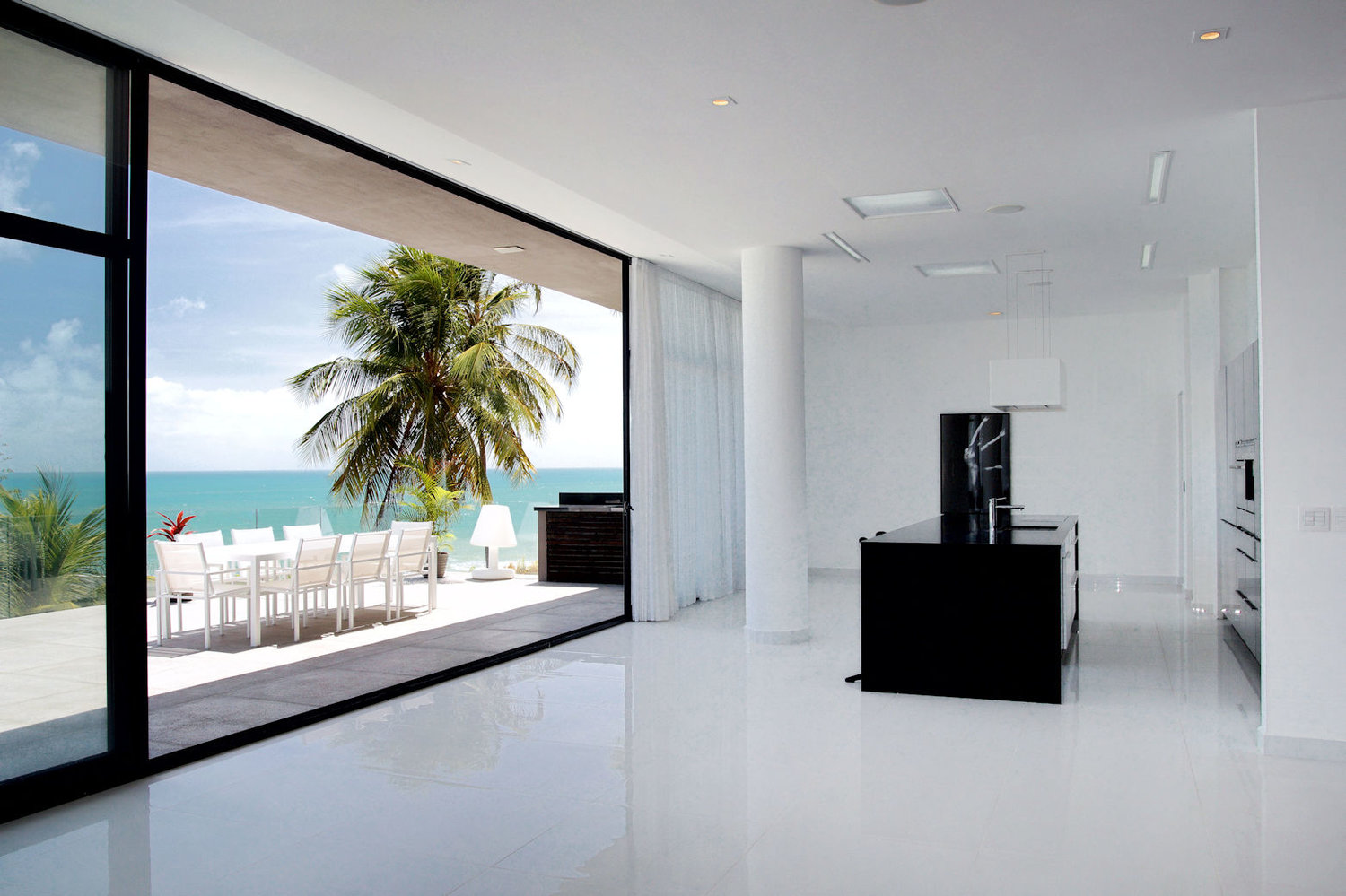 Hollywood Mansion Tibau Do Sul With Epic Oceanfront