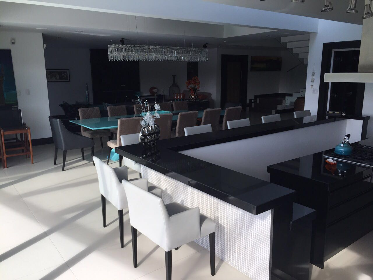 Luxury Mansion Florianopolis, with 477 m² living space, at Golf Costão Club
