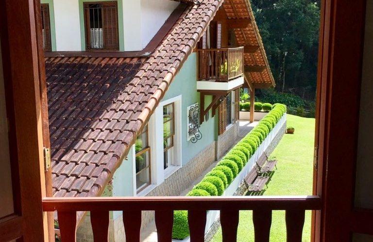 Luxury Residence in Nova Friburgo with 9 hectares land
