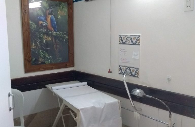 Private Home and Medical Office in Jacarepagua, Rio de Janeiro