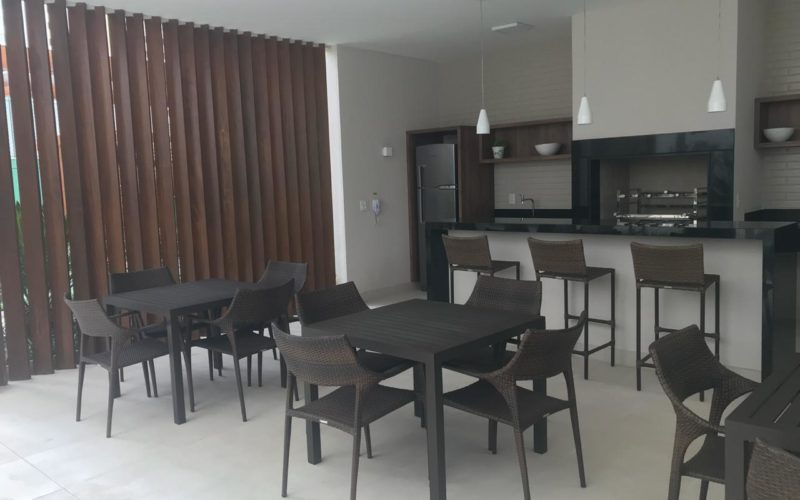 Sumptuous Apartment in Luxury Condominium in Ipiranga, São Paulo