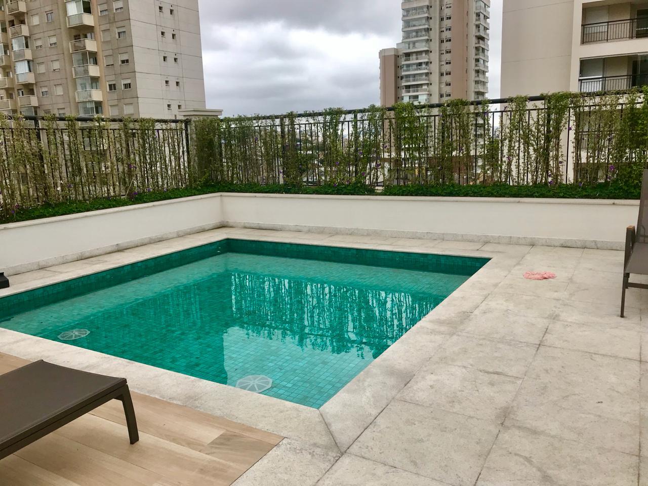 Sumptuous Apartment in Luxury Condominium in Ipiranga, São Paulo