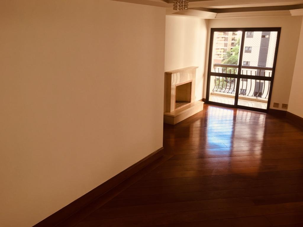 Upscale Apartment with 152 m² at the Alameda Jaú in São Paulo