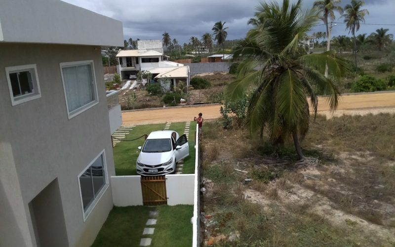 Newly Built Private Home with 158 sqm living area in the Condominio Aguas de Sauipe, Bahia