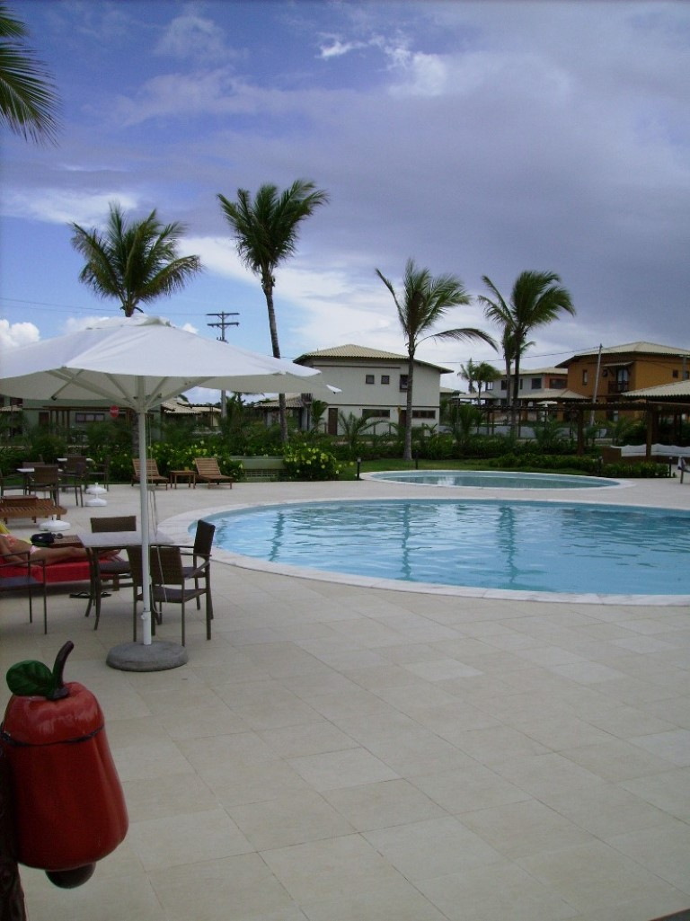Apartment with 3 Suites and 172 sqm in Imbassaí, Bahia