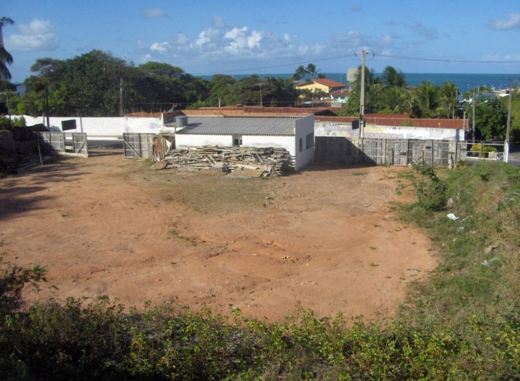 construction lot Pirangi