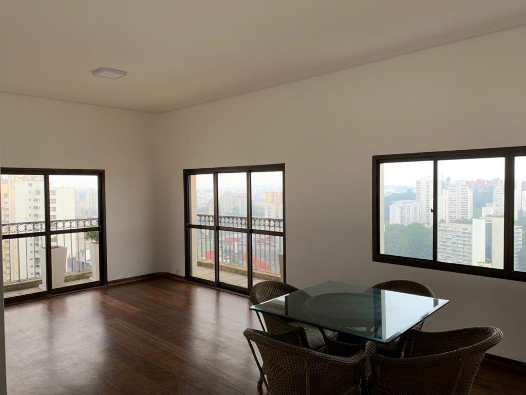 penthouse apartment morumbi