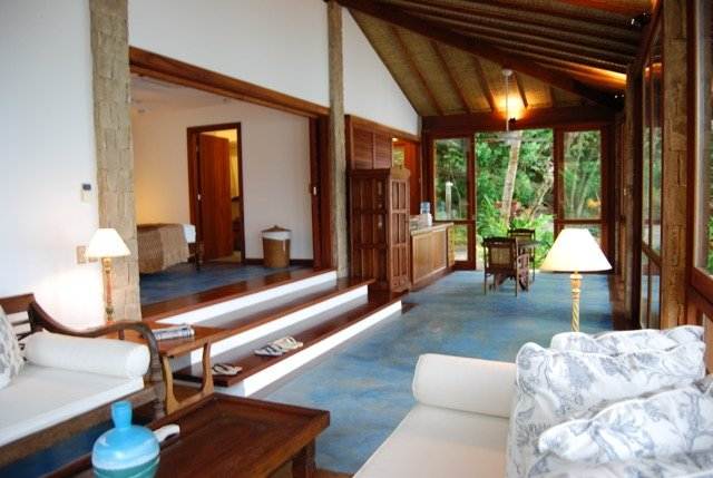 Extensive Island with 140.000 m² in Paraty with Main Villa and Heliport