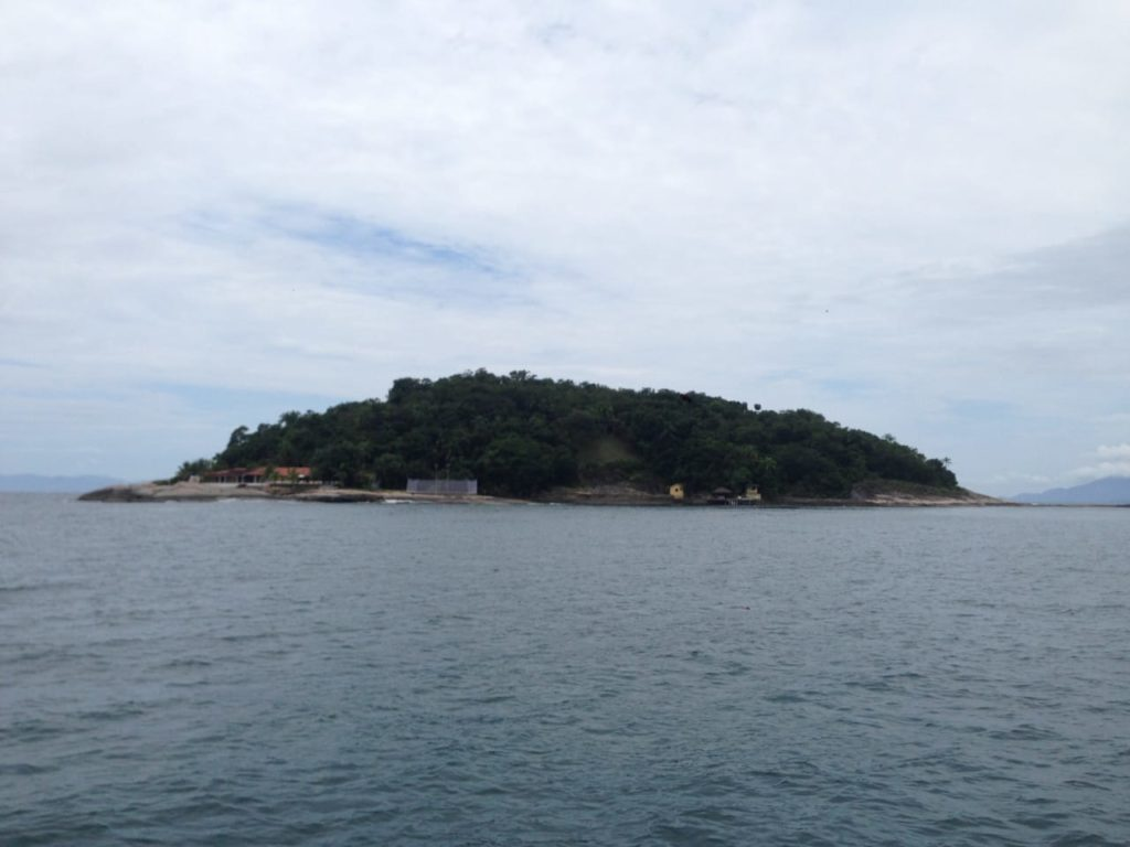 Front View Island