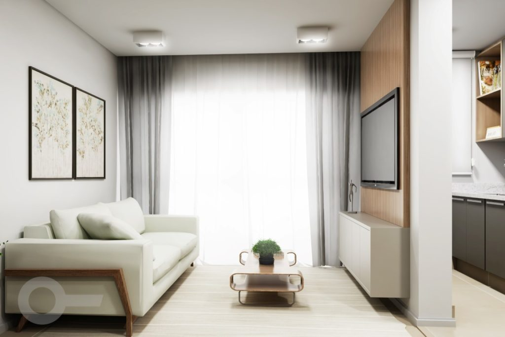 High quality apartment Leblon